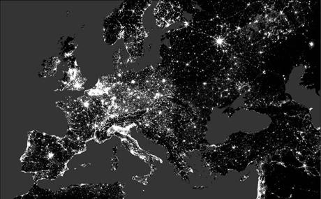Verlust der Nacht - Wissenschaftsjahr Zukunftsprojekt Erde
