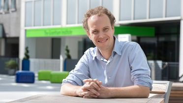 Picture of the researcher Dr. Erik van Sebille, Imperial College London