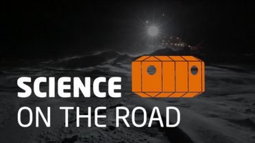 Logo Science on the road