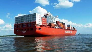 Seeschiffe gehören zu den Hauptverursachern für viele Luftschadstoffe und gefährden so Klima und Gesundheit.