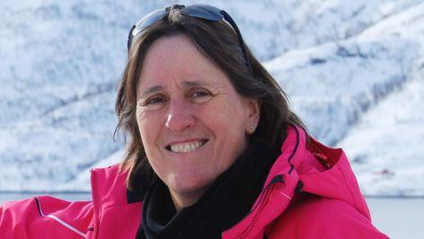 Portraitfotografie von Frau Dr. Catriona Clemmesen-Bockelmann