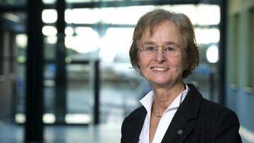 Portrait von Frau Prof. Dr. Karin Lochte, Direktorin des Alfred-Wegener-Instituts