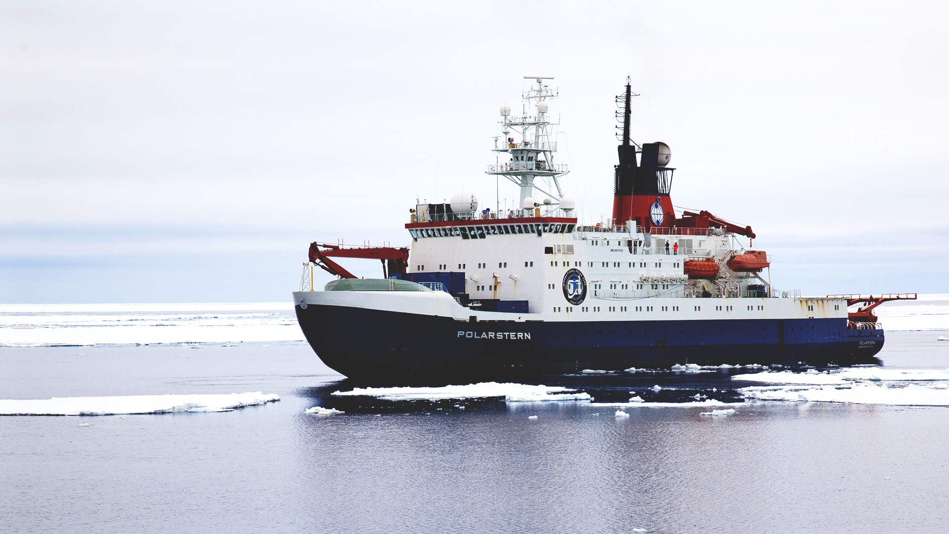 Mit Polarforschern zur Expedition ins ewige Eis